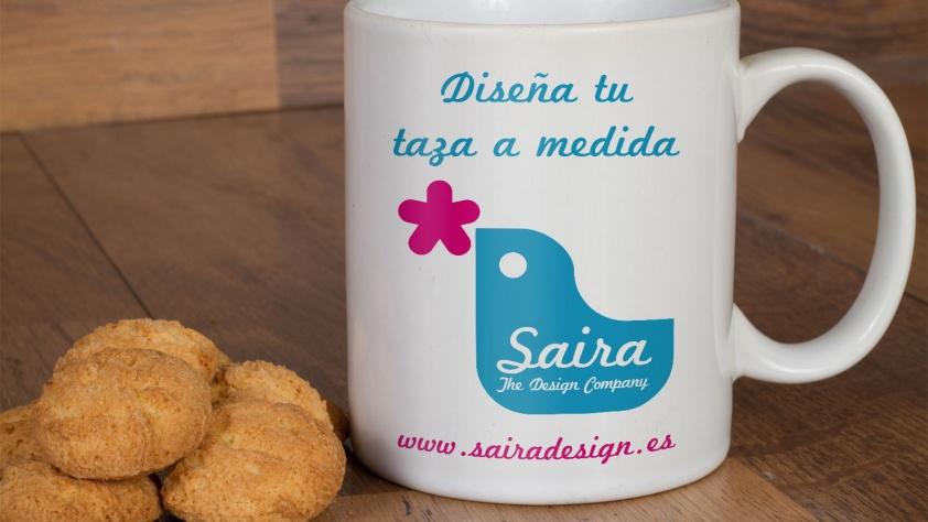 Saira Design - Productos - Taza Personalizada