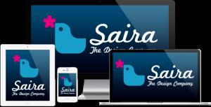 Saira Design - Diseño Web