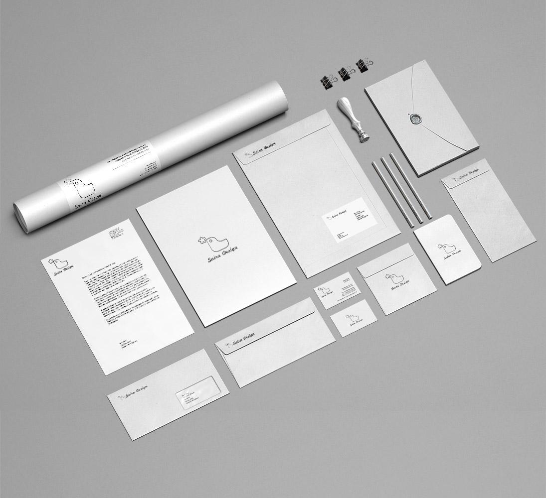 Saira Design - Diseño Gráfico - Branding y Papeleria