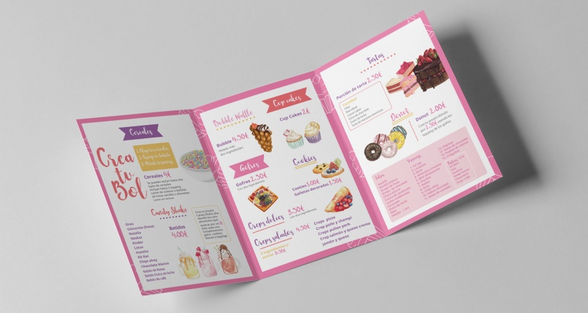 Saira Design - Nuestros Proyectos - My Candy Cakes
