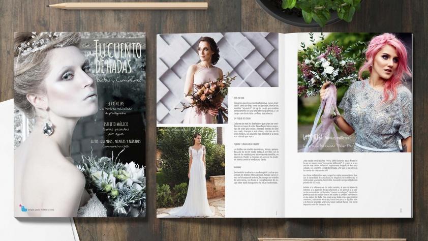 Saira Design - Nuestros Proyectos - Revista Tu Cuento de Hadas