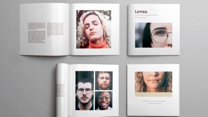 Saira Design - Lo que hacemos - Editorial
